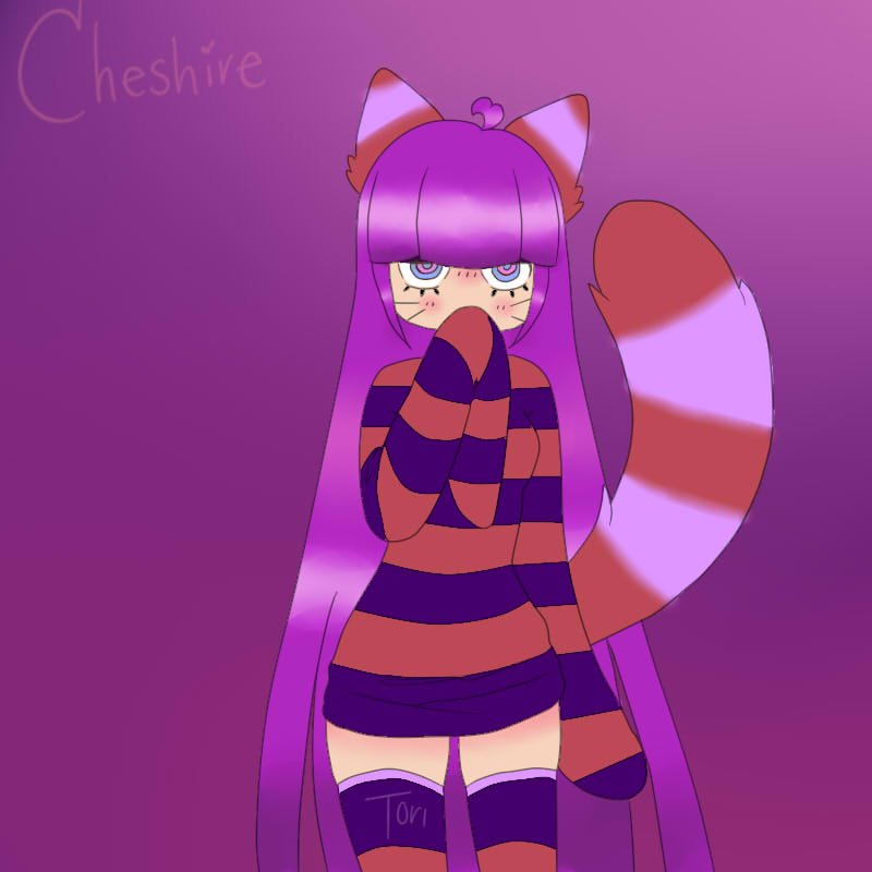 Cheshire by Scribbles001