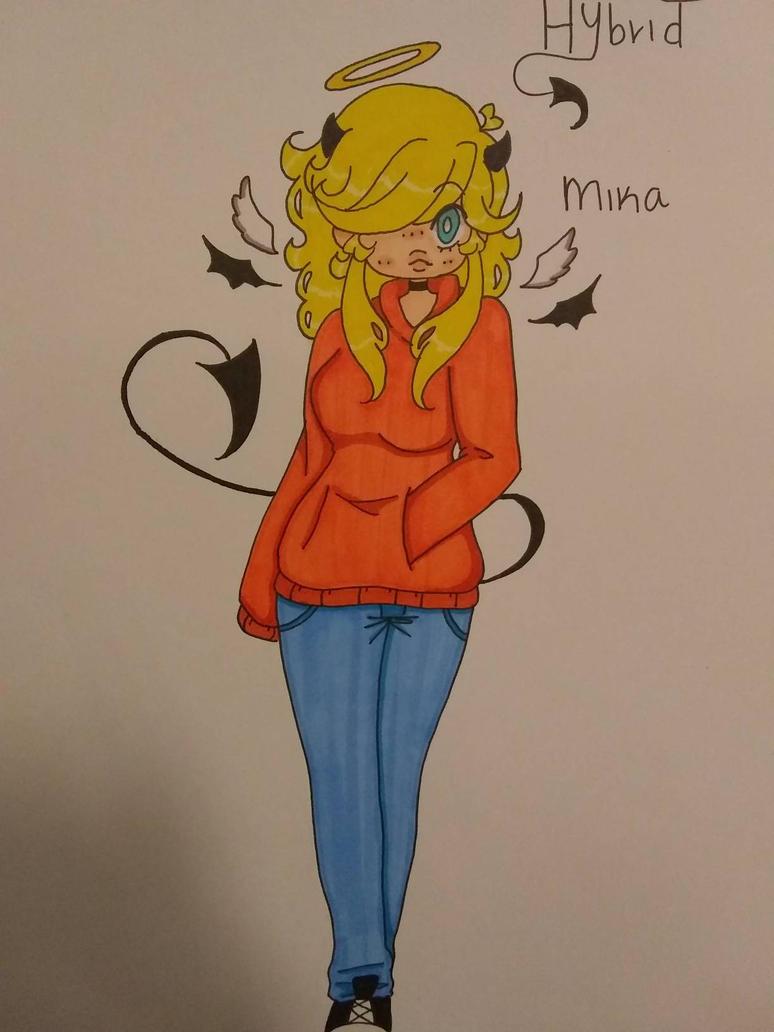 Mika - Hybrid by Scribbles001