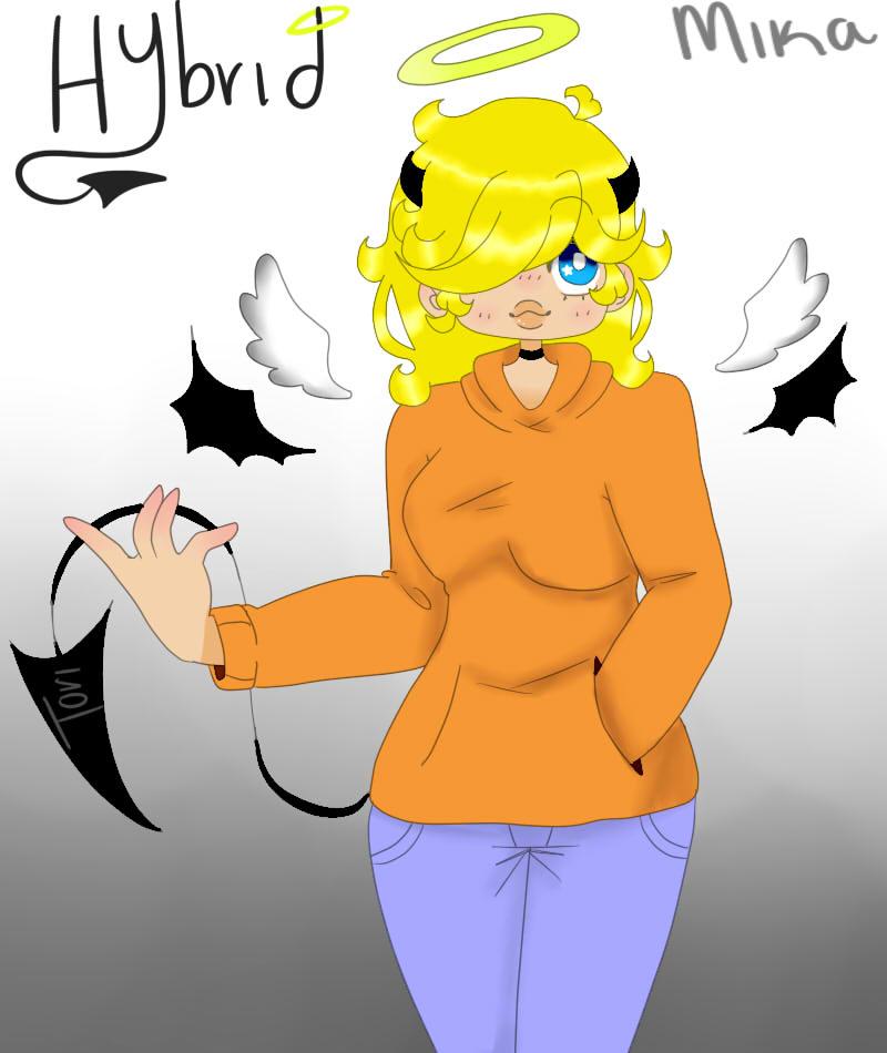 Hybrid MIKA by Scribbles001