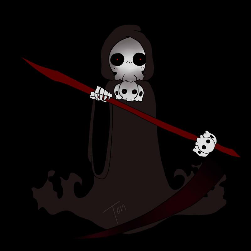 Reaper by Scribbles001