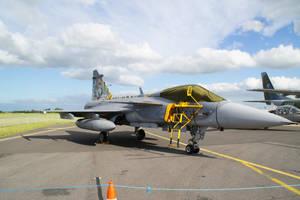 Jas 39 Grippen Czech Air Force by hanimal60