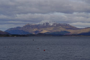 Loch Lomond White Top by hanimal60