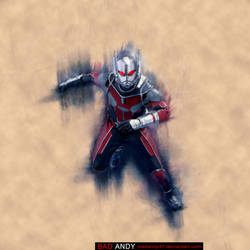 Ant Man by Badandy47