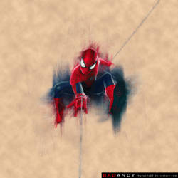 Spiderman by Badandy47
