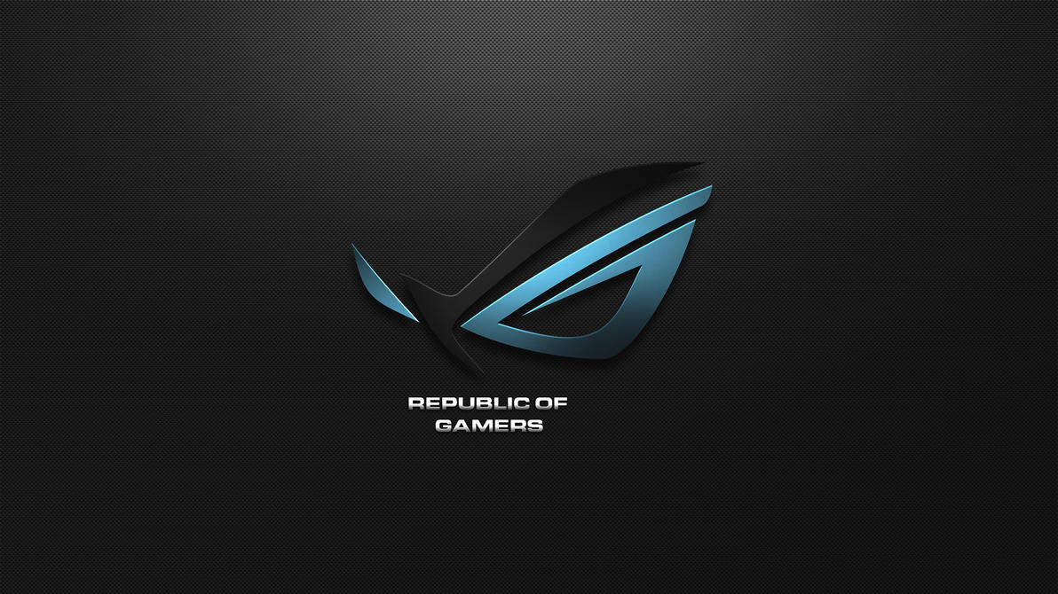asus blue rog wallpaper - photo #14