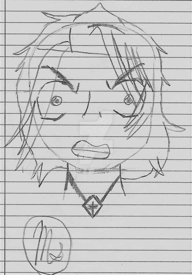 Angry Kon Tetsuya by LilMageLen