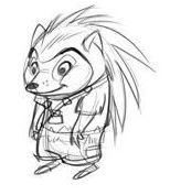Sonic Sketch.0 by GGArtwork