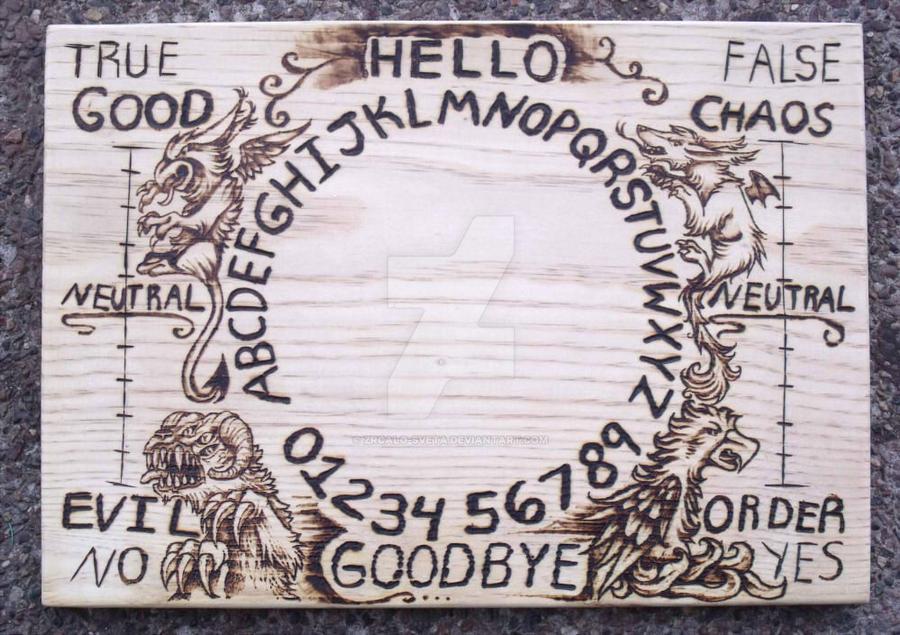 Image Gallery Ouija Board Designs