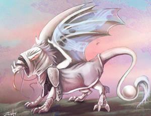 Pearlcatcher Dragon