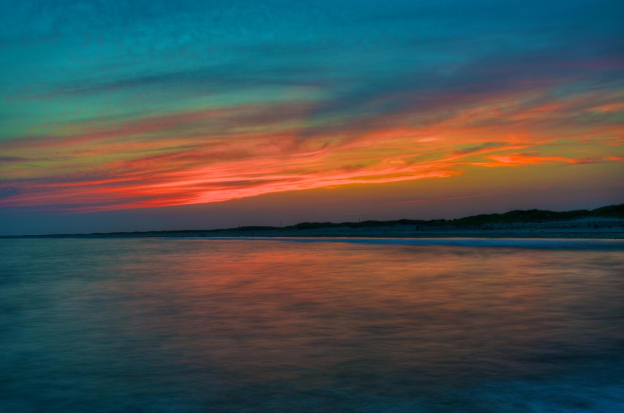 Napatree Sunset by wmandra