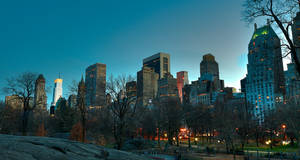 Central Park South by wmandra