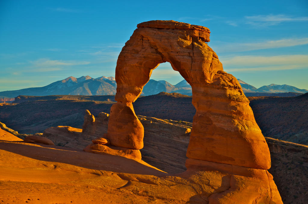 Delicate Arch by wmandra