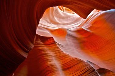 Twisted Rock by wmandra