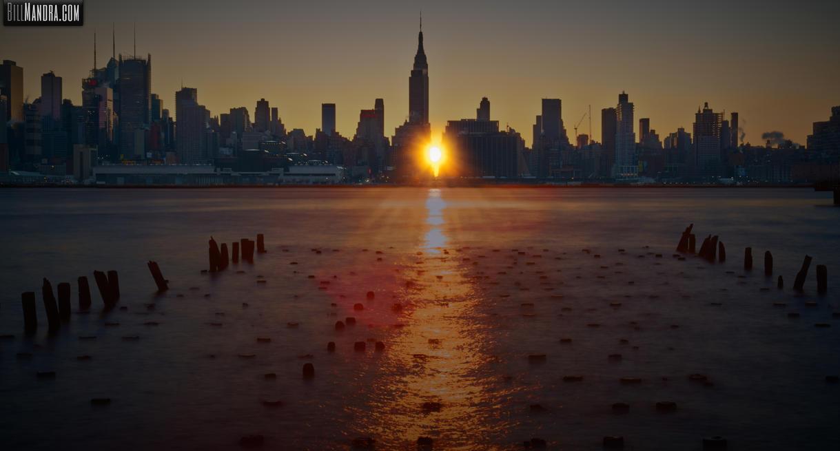 Manhattanhenge By Wmandra On Deviantart