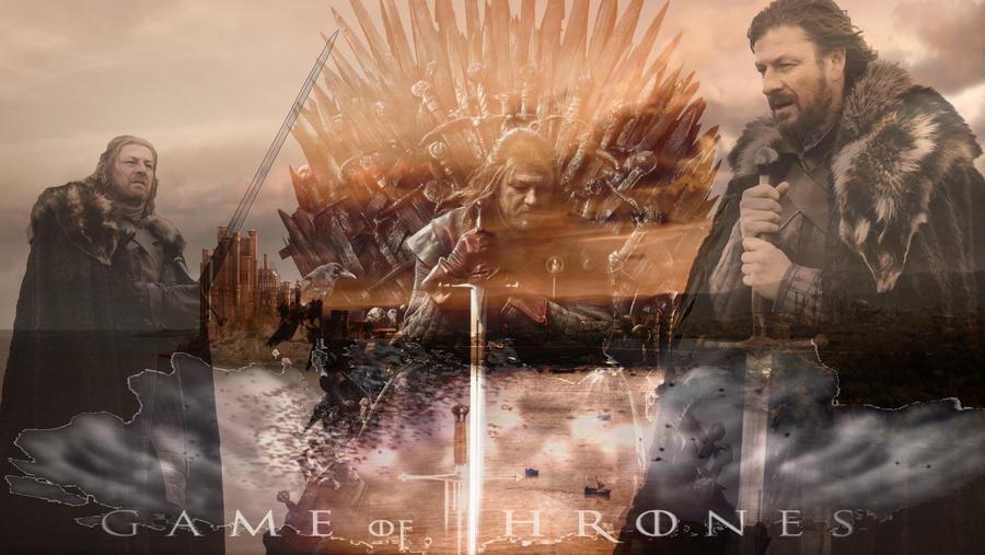 Ned Stark Wallpaper By Iamdaenerystargaryen On Deviantart
