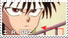 Hiei's srz face stamp by DontMooMe