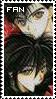 Kurama Yusuke Yaoi Stamp by DontMooMe