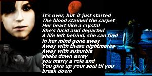 Soco angela me and the moon by HeatherMason76