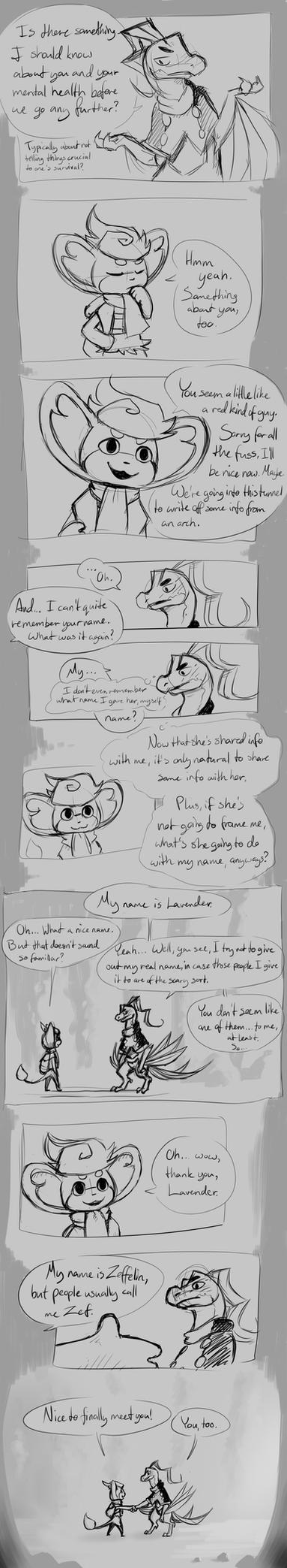 Team Stovefire | Monsters in caves P13 by Tecsinom