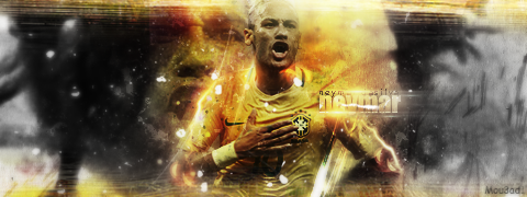 Neymar by Mou3ad1-Art