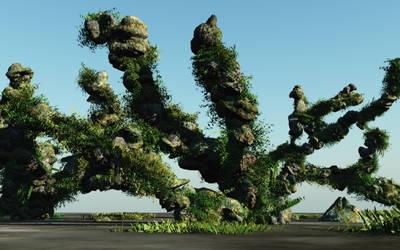 Rock Trees