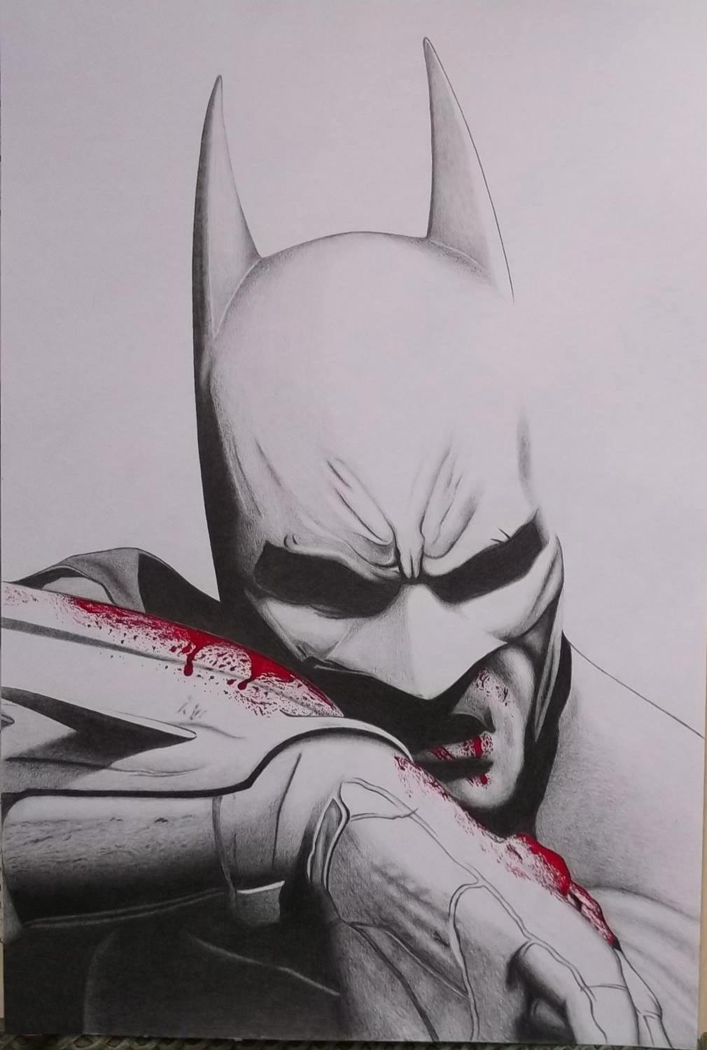 Batman: Arkham City by andrewUA on DeviantArt