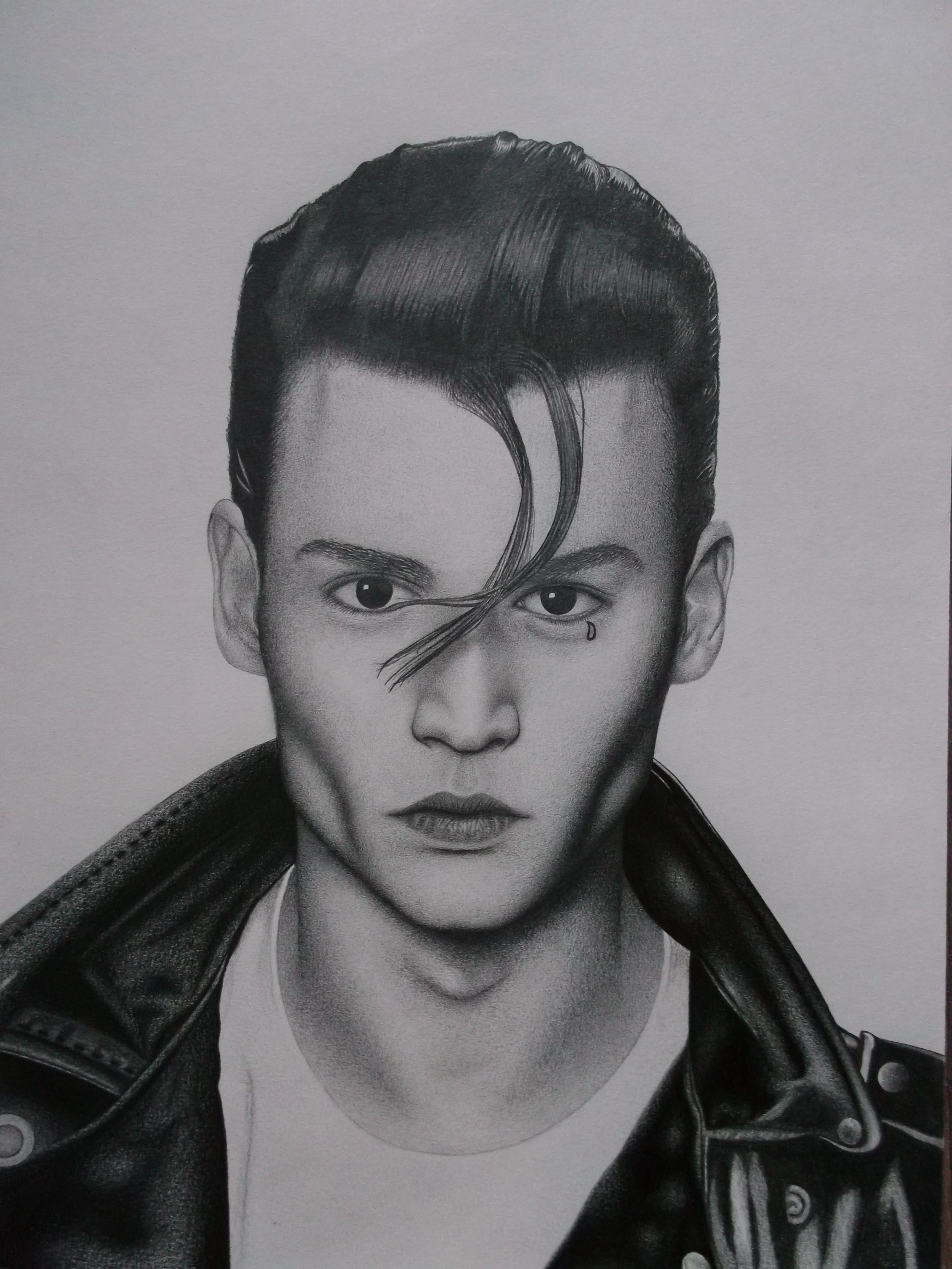 johnny depp cry baby b...