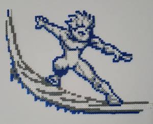 Ice man Perler (Xmen)