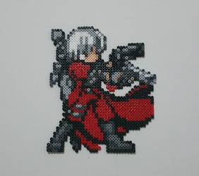 Dante Perler by ActionPrimePerlers