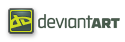 DeviantART Logo by SuppyArts