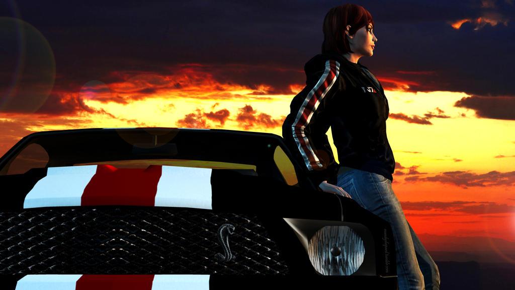 Glamour Shepard - Ivy Shepard by mandyalenko