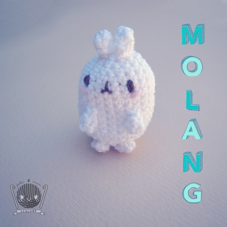 The Little Molang! by Tofe-lai