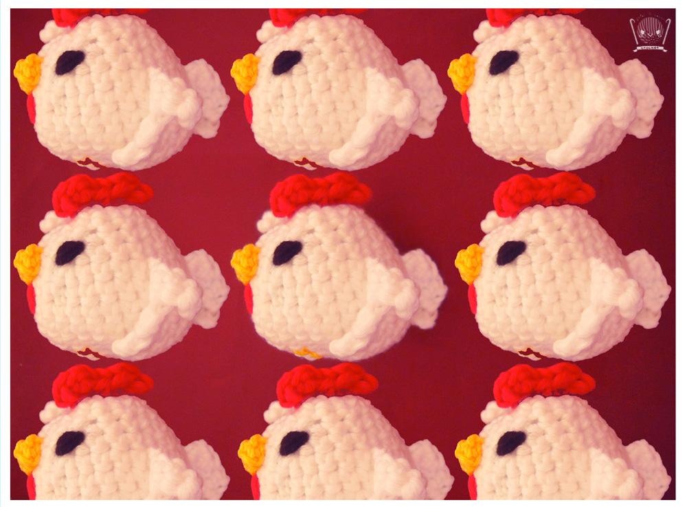 Amigurumi Nintendo : Nintendo legend of zelda chicken by tofe lai on deviantart