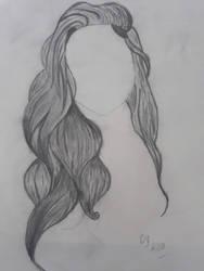 Realistic Hair by xXoX-Nikki-XoXx