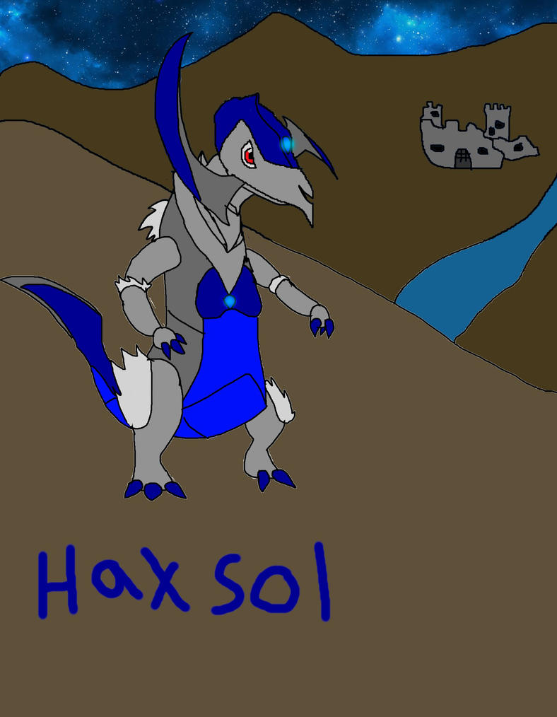 #12 Haxsol by Shadobian11