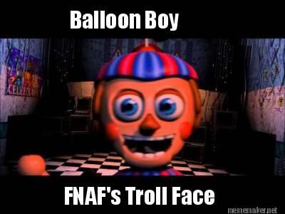 FNAF Troll by Shadobian11