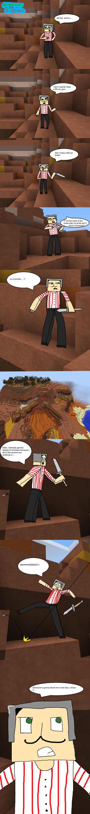 Minecraft Calibers by Shadobian11