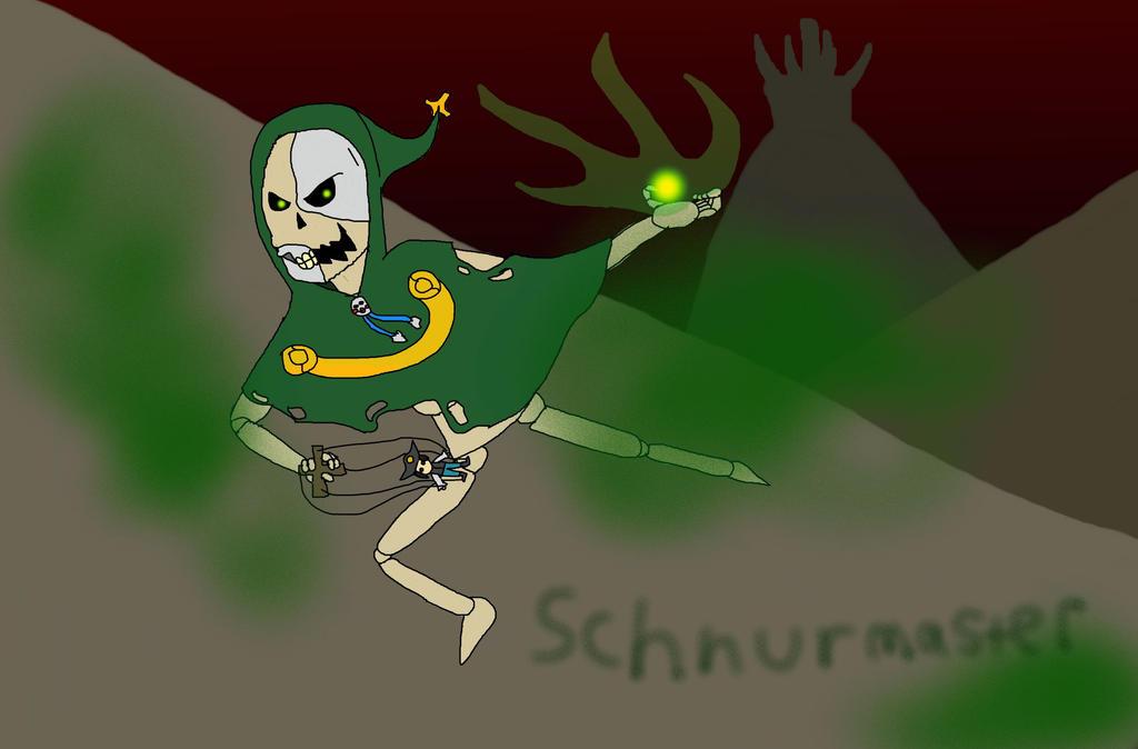 Schnurmaster by Shadobian11