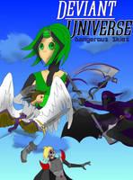 DU Anthology Dangerous Skies by WynautWarrior