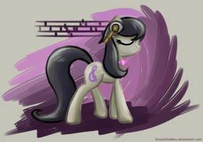 Octavia on a stroll by SmockHobbes