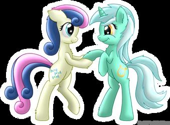 Lyra's Lesson by SmockHobbes