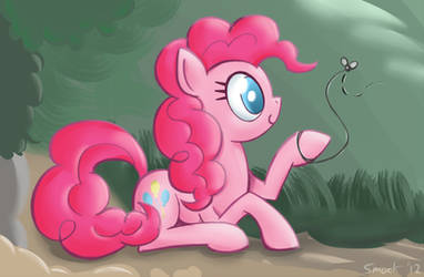 Pinkie and the Fly by SmockHobbes
