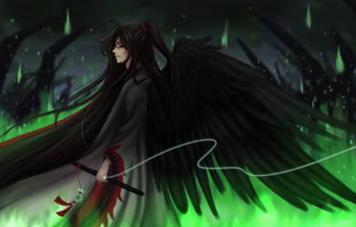 Black Swan by ArgonLights