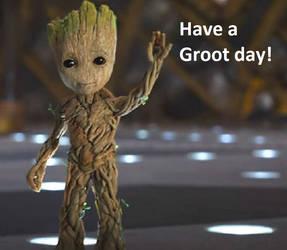 Groot by shadowmoonlove