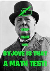Keep Calm Poster Meme by shadowmoonlove