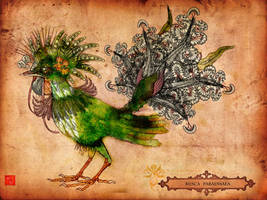 Mirabilis IV - Beehives Bird of Paradise by Chonunhwa