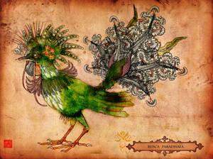 Mirabilis IV - Beehives Bird of Paradise