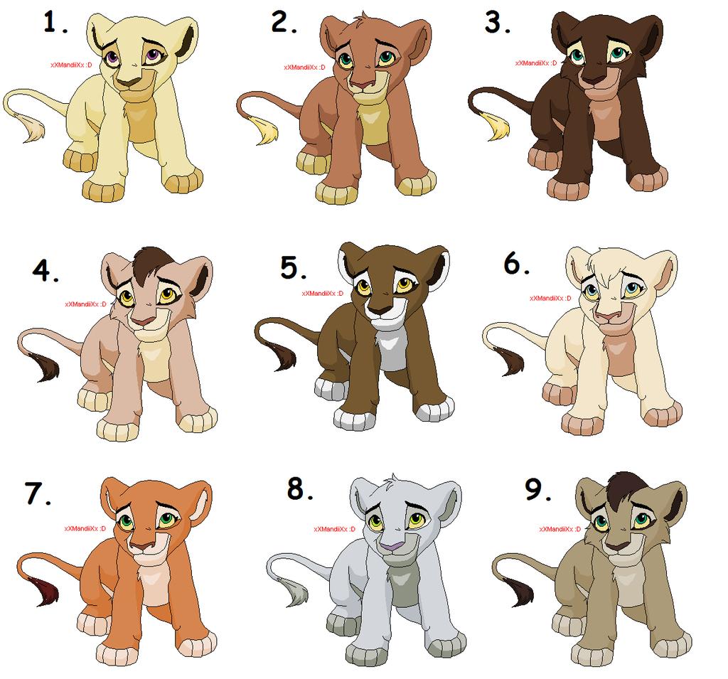 Cub Adoptables ~Closed by Sukida-Adopts