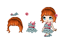 Fantage Customs [Credit]:Prom Set #1 by Acey-A