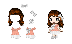 Fantage Customs [Credit]:Prom Set #2 by Acey-A